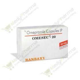 Buy Omesec 20 Mg Online