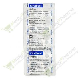 Buy Orcibest 10 Mg Online