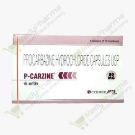 Buy P Carzine 50 Mg Online