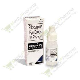 Buy Pilocar Eye Drops Online