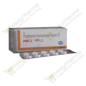 Buy  Pioz 15 Mg  Online