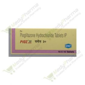 Buy  Pioz 30 Mg  Online