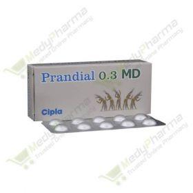 Buy Prandial 0.3 MgMD Online