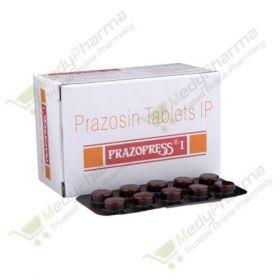 Buy Prazopress 1 Mg Online