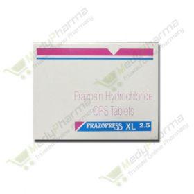 Buy Prazopress XL 2.5 Mg Online