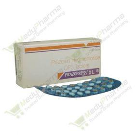 Buy Prazopress XL 5 Mg Online