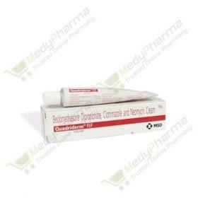 Buy Quadriderm RF Cream Online