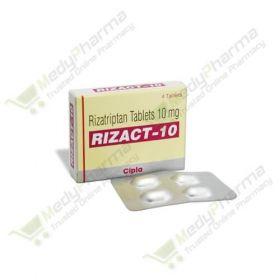 Buy Rizact 10 Mg Online