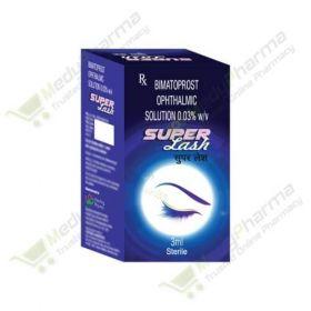 Buy SuperLash 3ml Eye Drop (With Brush) Online