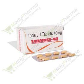 Buy Tadarise 40 Mg Online