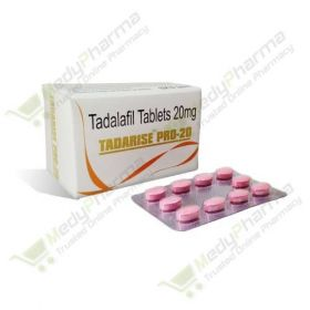 Buy Tadarise Pro 20 Mg Online