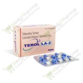 Buy Terol LA 2 Mg Online