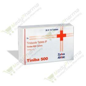 Buy Tiniba 500 Mg Online