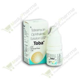 Buy Toba Eye Drop Online