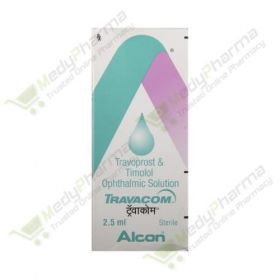 Buy Travacom Eye Drop Online