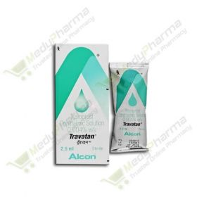 Buy Travatan Eye Drop Online