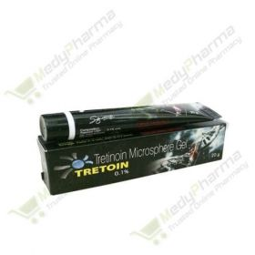 Buy Tretoin 0.1% Cream Online