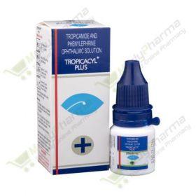Buy Tropicacyl Plus Eye Drop Online