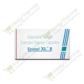 Buy Urotel XL 2 Mg Online