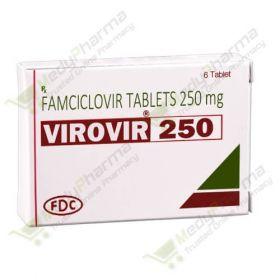Buy Virovir 250 Mg Online