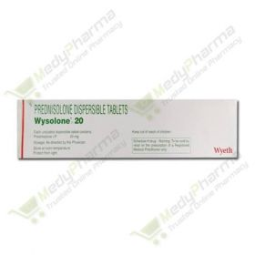 Buy Wysolone 20 Mg Online