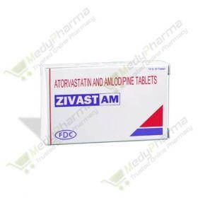 Buy Zivast AM Tablet Online