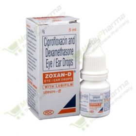 Buy Zoxan-D Eye Drop Online