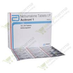Buy Acitrom 1 Mg Online