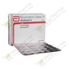 Buy Acitrom 4 Mg Online