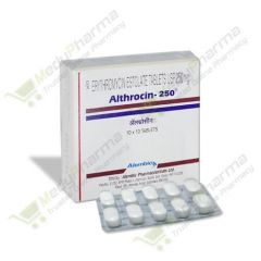 Buy Althrocin 250 Mg Online