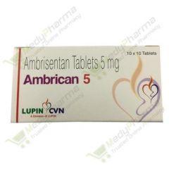 Buy Ambrican 5 Mg Online
