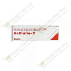 Buy Asthalin 2 Mg Online
