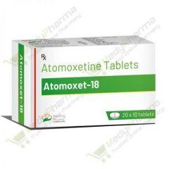 Buy Atomoxet 18 Mg Online