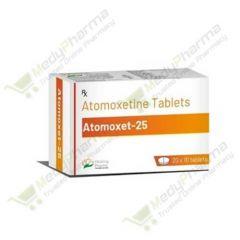 Buy Atomoxet 25 Mg Online