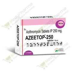 Buy Azeetop 250 Mg Online
