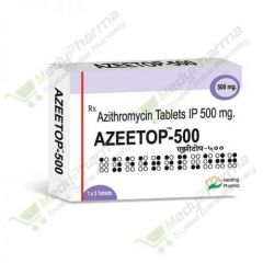 Buy Azeetop 500 Mg Online