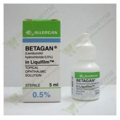 Buy Betagan Eye Drop Online