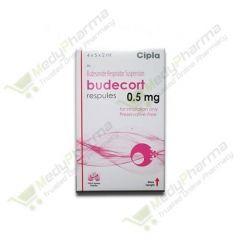 Buy Budecort 0.5 Mg Respules Online