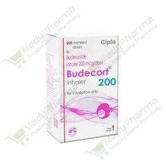 Buy Budecort 200 Mcg Inhaler Online