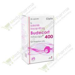 Buy Budecort 400 Mcg Rotacaps Online