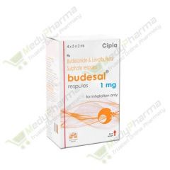 Buy Budesal Respules 1 Mg Online