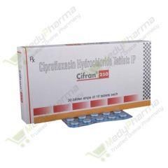 Buy Cifran 250 Mg Online