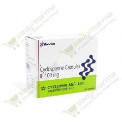 Buy Cyclophil ME 100 Mg Online