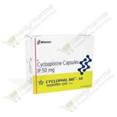 Buy Cyclophil ME 50 Mg Online