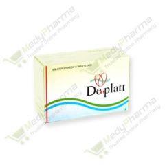Buy Deplatt 75 Mg  Online