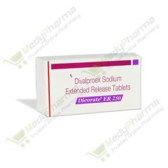 Buy Dicorate ER 250 Mg Online