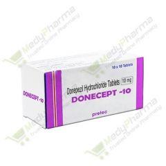 Buy Donecept 10 Mg Online