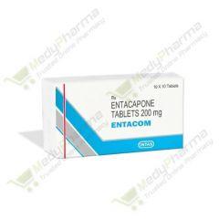 Buy Entacom 200 Mg Tablet Online