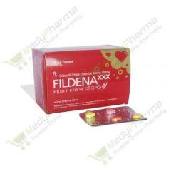 Buy Fildena Chewable Tablet Online