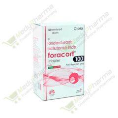 Buy Foracort Inhaler 100 Online